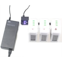DJI PHANTOM 2 Vision Battery Charging Plate + 15A Power Adapter Quick Safe Charging