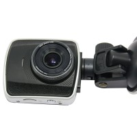 "AT11DB Car Camcorder DVR Full HD 170 Wide Angle Lens 2.4"" Inch Loop Recording"