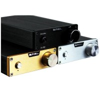 SMSL SA-98E 160W x 2 TDA7498E Class-T Digital Amplifier Power Supply Gold / Silvery/ Black