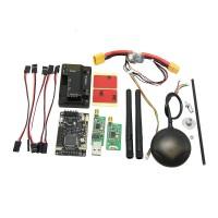 APM2.6 ArduPilot UAV Flight Controller APM 2.6+ 6M GPS w/ Compass+Power Module+ 433Mhz 3DR Radio Telemetry
