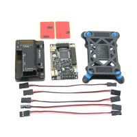 APM2.6 ArduPilot Mega 2.6 APM Flight Control Board External Compass w/ Protective Shock Absorber for Multicopter