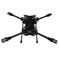 CJ-Z Carbon Fiber Multiaxis Folding Multirotor Multicopter Frame Kit