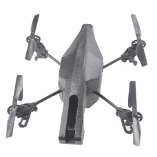 Pattot AR.Drone 2.0 Carbon Fiber Propeller Version 2 IPHONE Flying Saucer 4 Pieces Props