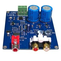 CS8416+CS4398 24BIT/192K DAC HIFI Decoder Board Sound Card