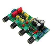 Cordial Element High Fidelity LM1036 + NE5532 Lead Tone Board No Noise DC Tone Board Send Cap
