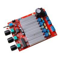 TDA7498+NE5532+LM1036 Digital Power Amplifier Board 100W*2 Power Supply