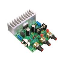 Dual Channel 30W + 30W TDA7265 + NE5532 HIFI Audio Amplifier Board