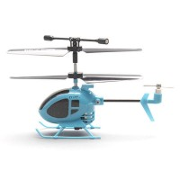 Syma S6 Mini 3.5 Channel Infrared RC Mini Helicopter with Gyro in Yellow/ Blue