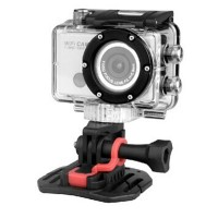 Gopro Hero3 Style WDV5000 Action Sport Camera Waterproof Helmet Camera with Wifi Support Control 1080P Full HD IR Remote Control