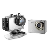 "1.5"" Mini AT91 Waterproof Under 60M FULL HD Sports Action Camera G-Sensor 1080P"