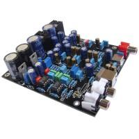 WM8741DAC Decoder Board USB Audio Coaxial Digital Decoder DIR9001+PCM2706+Dual WM8741 Assembled Board