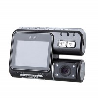 K01 Car Camcorder Dual Camera 1080P Night Vision 170 Degree Wide Angle Mini HD 12 Million Pixel 8G Single Camera DVR