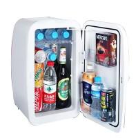 Small Refrigerator Mini Family Car Use Cold Storage 4L Volume