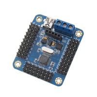Arduino Mini USB 16CH Servo Control Board Plate Servo Motor USC-16