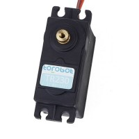 TR230 360 Degree Digital Servo 15KG High Precision Metal Large Torque for Robot Small Car
