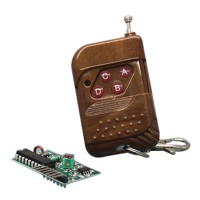 315M/433M Wireless Receiving Module + Wireless Transmission Remote Controller (with Decoder)