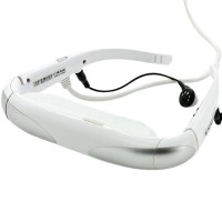 "98""3D Video Glasses With VGA High Resolution Support Games Video for FPV"