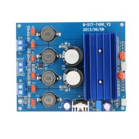 TDA7498 100W+100W High-Power Digital Amplifier Board Finished Grade Fever Class D HIFI