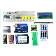 Arduino Learing Kit UNO R3 for Arduino Beginners