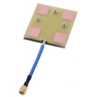 14dBi 14DB High Gain 5.8G Flat FPV Antenna Array Antenna Wide Angle SMA Plug