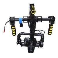 Eagle eye RTR Handle Brushless Gimbal w/Motor Controller 2kg for CANON 5D MarkII A900 D900 Nikon