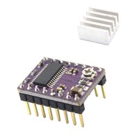 3D Printer StepStick DRV8825 Stepper Motor Driver Carrier Reprap 4 PCB Board