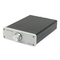 Hi-Fi Topping TP23 Class-T AMP With USB PCM2704 UDA1351TS Decoder DAC Amplifier