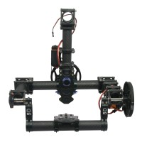 Tarot TL100ACC Full-Size 2 axis Invincible Rabbit Camera Gimbal Mount for Multi-rotor Photography