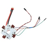 Power Distribution Board Quadcopter PDBfor APM Paparazzi PX4 Opensource Flight Control