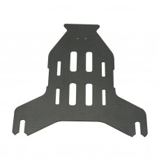 Carbon Fiber Battery Tray Battery Plate Board Set for DJI Spreading Wings S800 Hexcopter