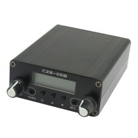 CZH-05B Radio Station PLL Stereo FM Transmitter 100mW / 500mW Output Power Adjustable