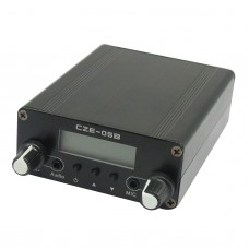 CZH-05B Radio Station PLL Stereo FM Transmitter 100mW / 500mW Output Power Adjustable