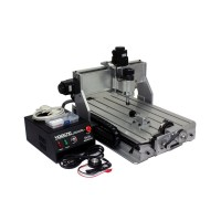CNC 3040Z-DQ 4axis Router Engraver/Engraving Drilling and Milling Machine