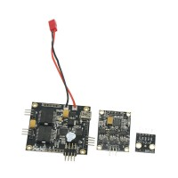 3-Axis Simple Alexmos Brushless Gimbal Controller BGC W/3rd Module Sensor V2.3B5 Fireware