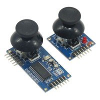 Joystick Controller Simple Rocker 1.2 w/  Rocker 0.9 Extension Module for Handheld Brushless Gimbal