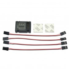3 Axis 3D Flight Gyro System Flight Controller Gyroscope for Fixed-wing Multirotor FPV