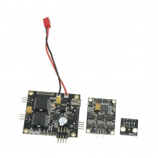 AlexMos Latest Version V2.4 Firmware Simple Brushless Gimbal Controller W/ IMU & 3-axis Module