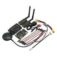 APM Flight Control Combo APM2.7 + NEO-6M GPS + 915mHz Data Transmission + Power Module /f RC Model
