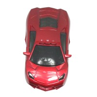 Full Frequency Radar Detector and Laser Speed Camera Detector for Car Lamborghini Model LED Display Car Red
