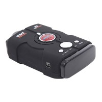 Car Detector V8 Anti Radar Detector Russian/English Voice Car Alarm 360 Degrees Vehicle Speed Control Radar Detector