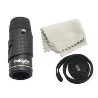 Nikula KM30718 Mini Compact Pocket Monocular Hunting Telescope Outdoors Camping