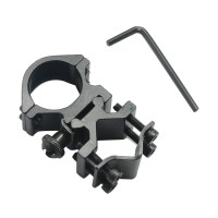 High quality Bicycle Bike Cycling LED Flashlight Torch Mount Clamp Clip Holder Grip Bracket