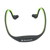 S9 Stereo Wireless Bluetooth 3.0 Headset Earphone Headphone for iPhone 5/4 Galaxy S4/S3 HTC LG Smartphone Blue