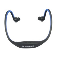 S9 Stereo Wireless Bluetooth 3.0 Headset Earphone Headphone for iPhone 5/4 Galaxy S4/S3 HTC LG Smartphone Green