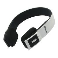 BH23 Wireless Bluetooth Earphones Headset Stereo 3.0 Earphones Universal Mobile Phone Headphones Earphones BH-23 White