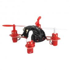 WL V282 single 4CH 6-Axis Nano RC RTF 2.4GHz Toys Minimum Remote Control 3D Rotation Quadcopter Black