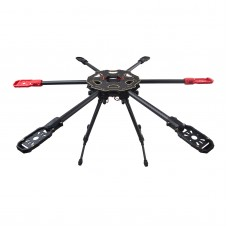Multicopter Carbon Fiber Retractable Landing Gear for Tarot 680pro FPV Photography