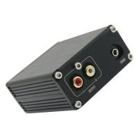 PD01 SA9023+CS4398+OPA2132 Super USB External DAC + Amplifier Surpass PCM2706 + USB Cable