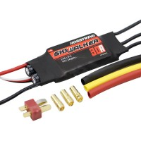 Hobbywing Skywalker 2-3S 30A ESC Electric Speed Control w/ UEBC T-Plug Banana Head