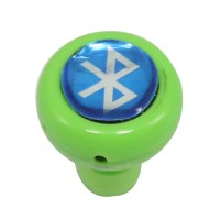 Ultra Light CSR Bluetooth 4.0 + EDR Wireless Mini Stereo Bluetooth Earphone Headset With MIC Answering Calls & Listening Music Green